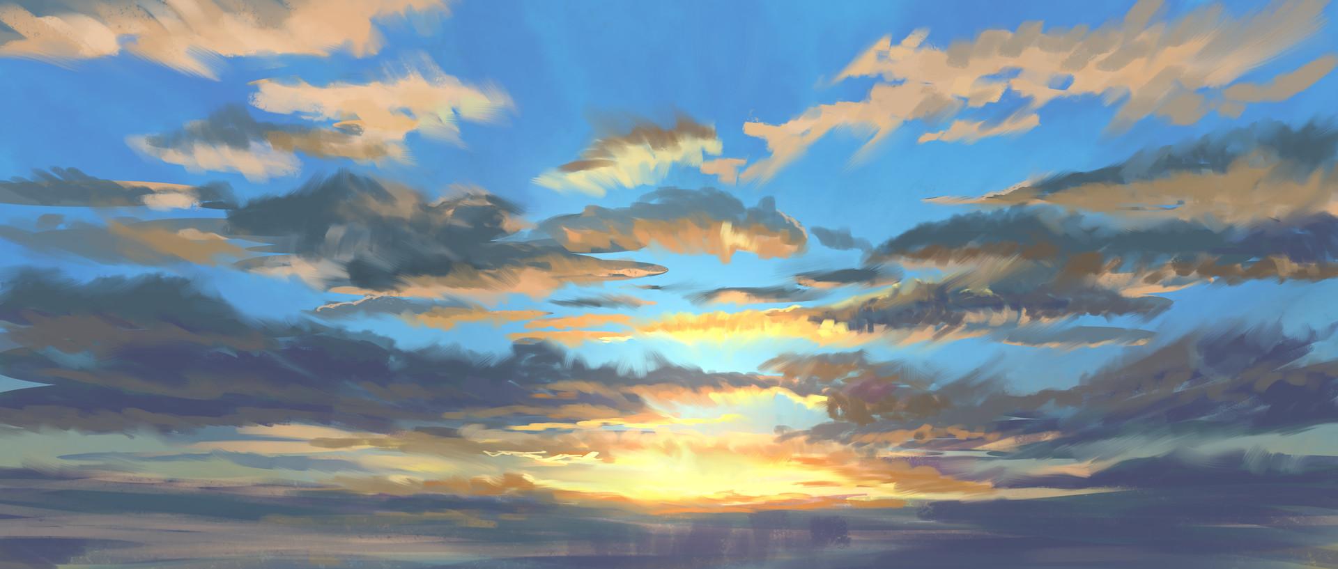 Harrison yinfaowei 8 9 17 sky