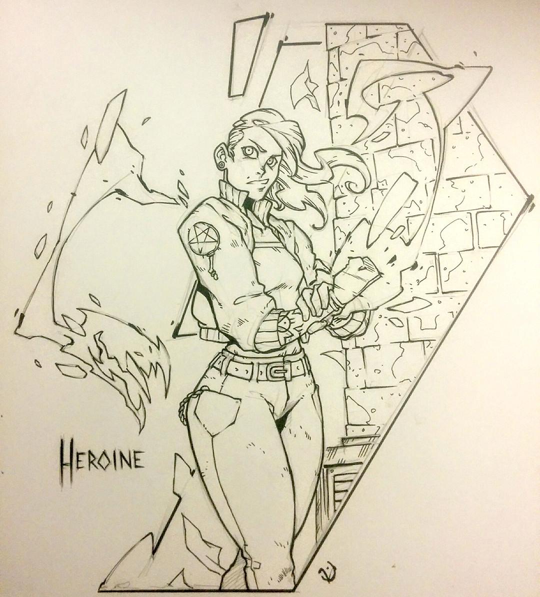 Jerome brulin 171001 heroine ld