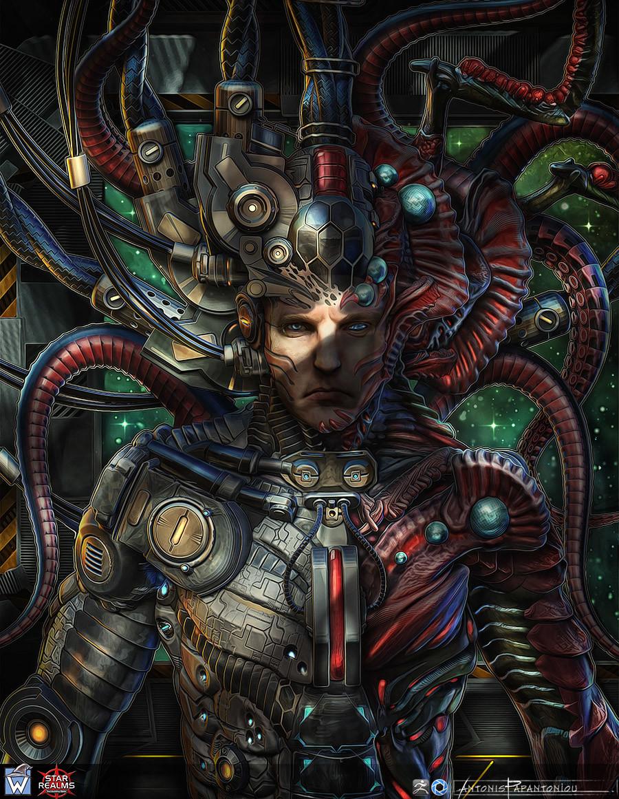 Mecha Blob Commander