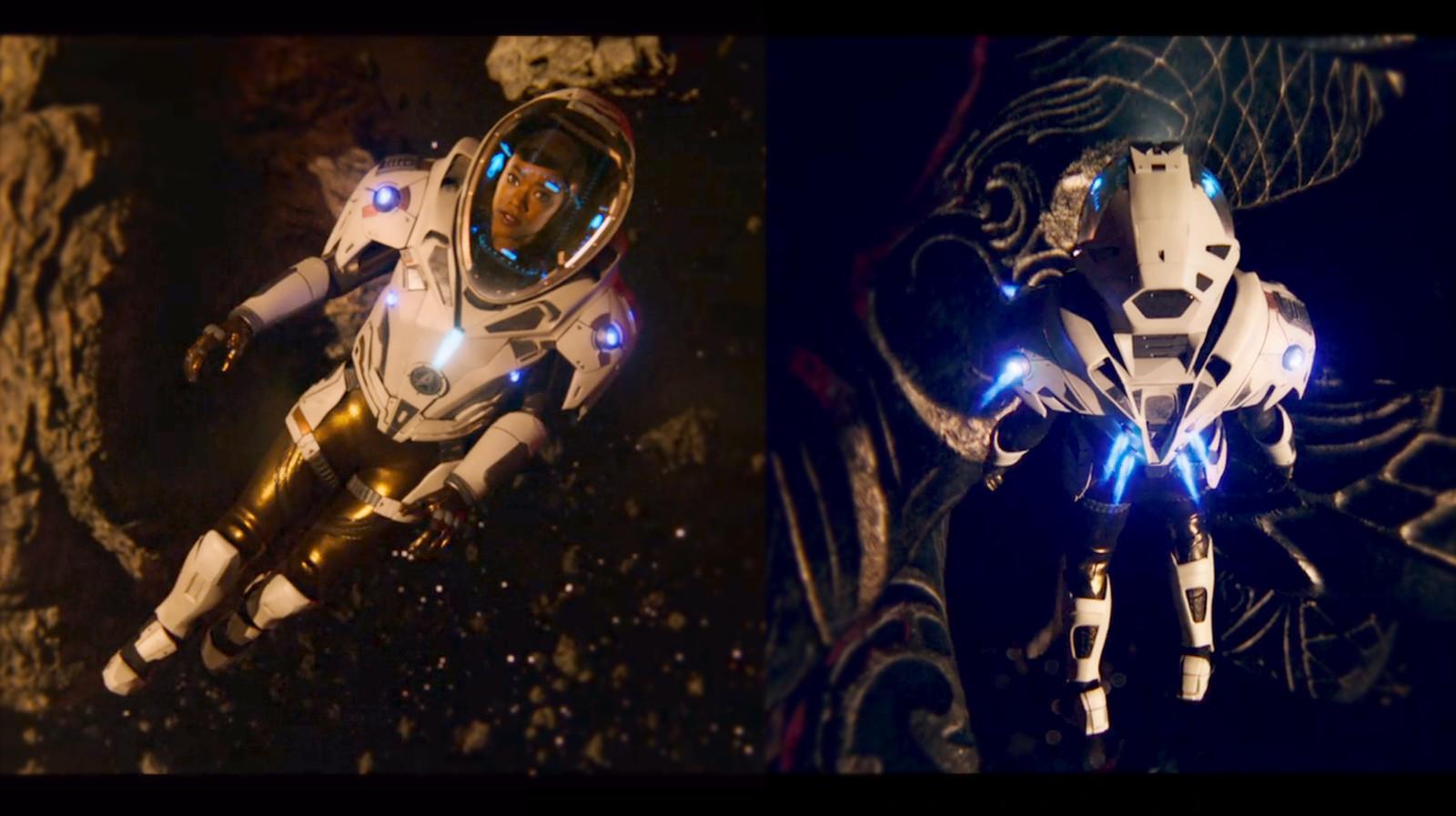 Star Trek Discovery, Deep space suit Concept Development