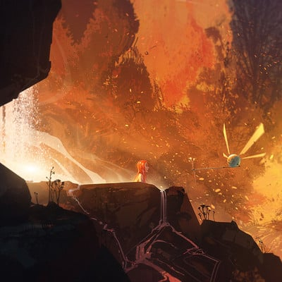 Bastien grivet autumn warm bath