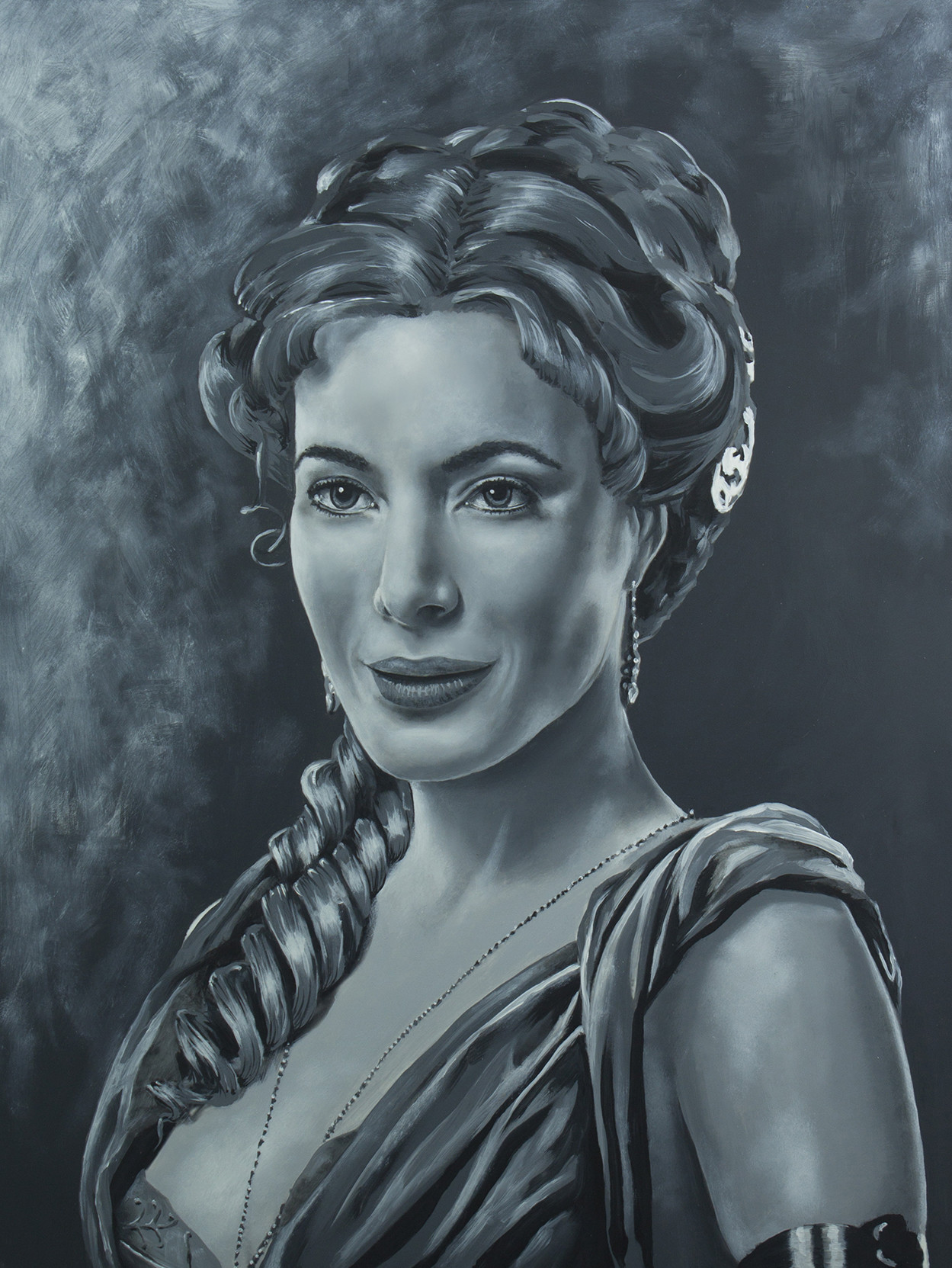 Gaia - Jaime Murray