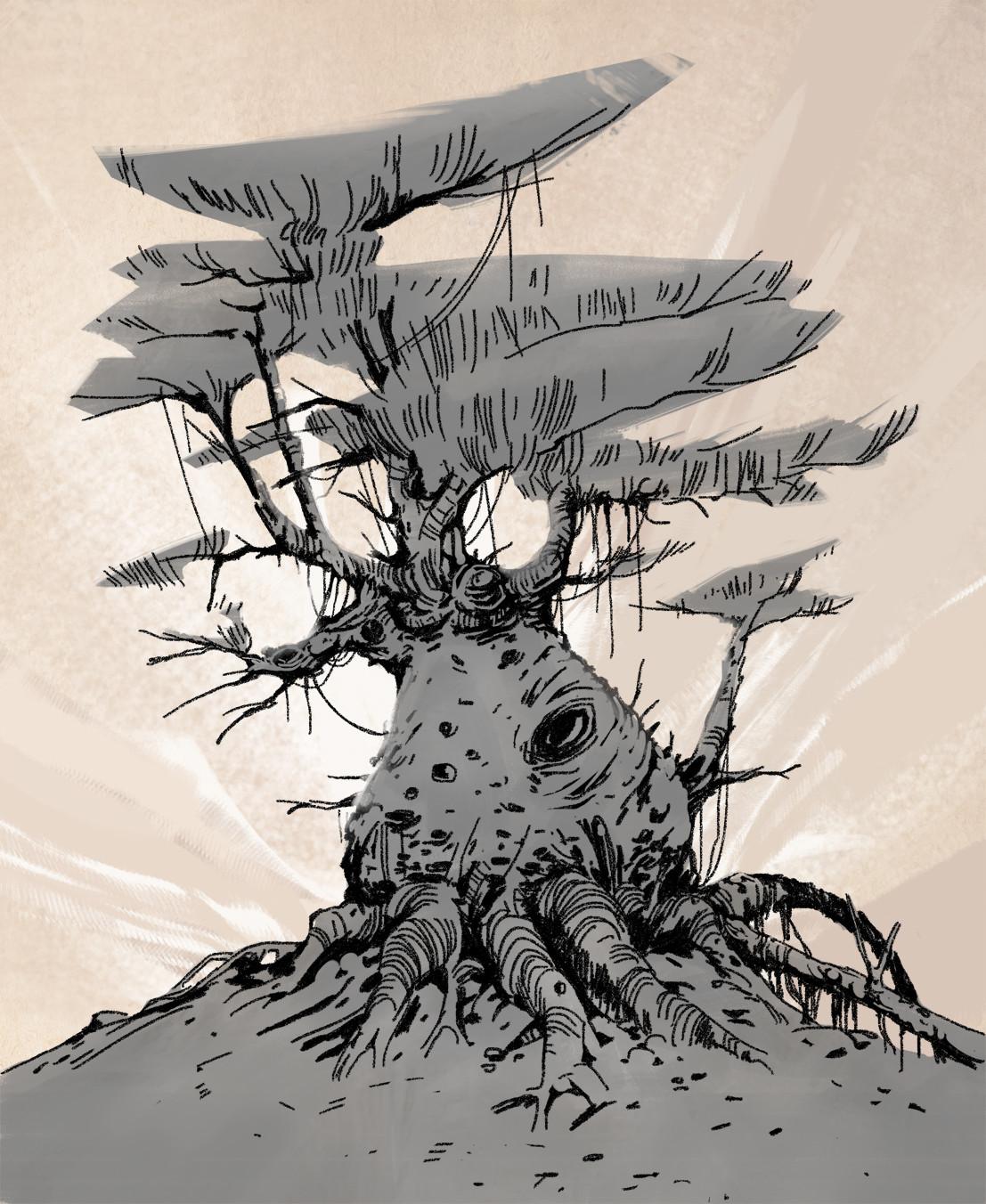 Quentin castel tree concept 1