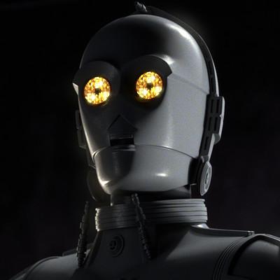 C-3PO - WIP