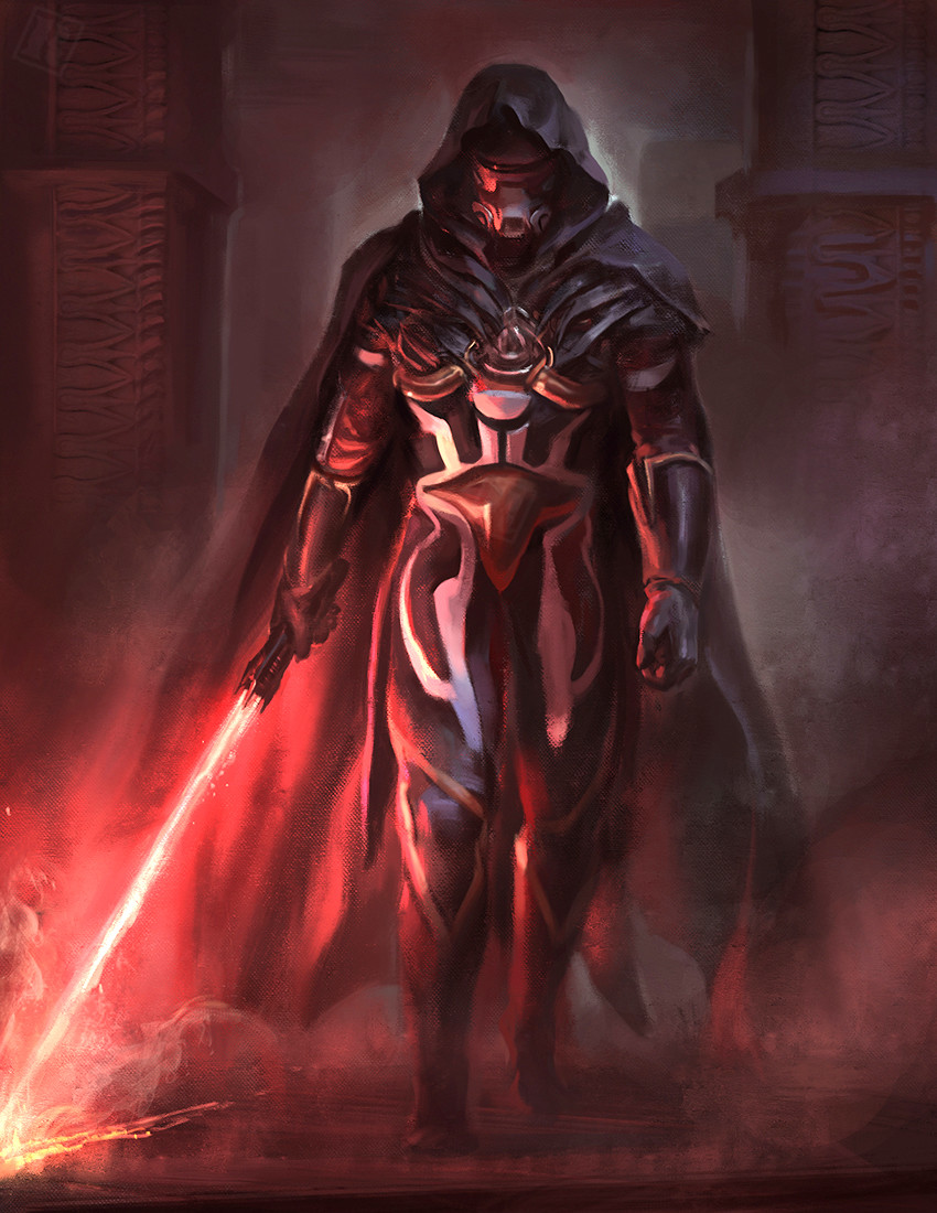 Star Wars – Official Canon Thread.  - RIP Carrie Fisher - Page 19 Raph-lomotan-revan1