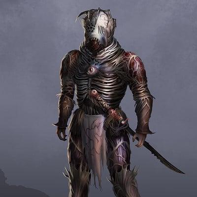 Markus stadlober demon armor bg sword med 02