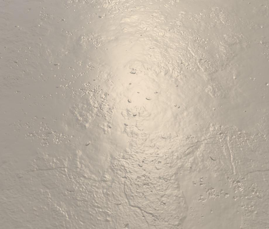 Rick irvine mud height