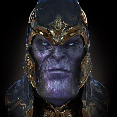 Dope pope zthanos ks by dp