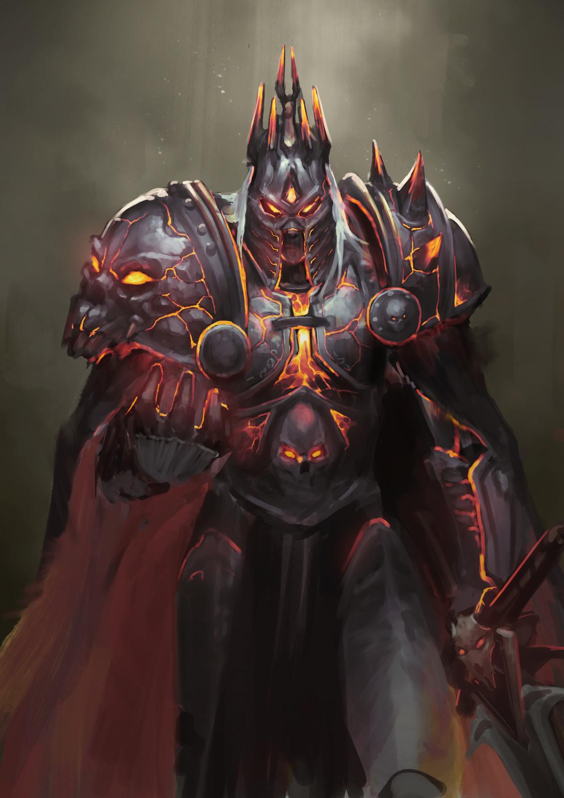 Molten Lich King