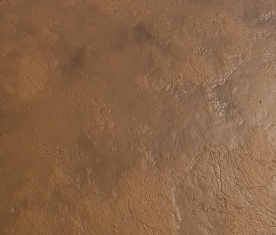 Rick irvine mud