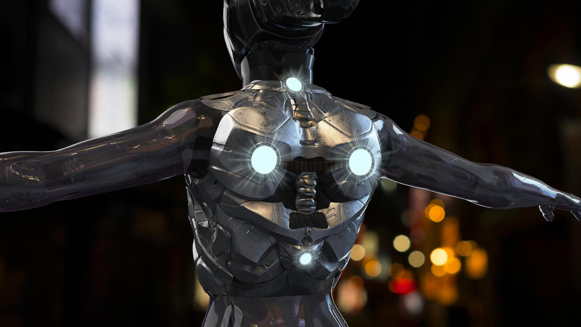 Marcos palante robot ultimate costasl robo