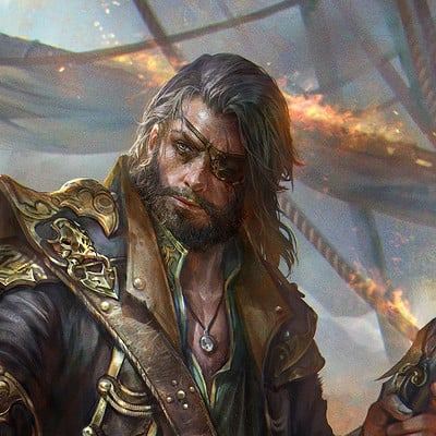 Jeremy chong francois lolonnais pirate post