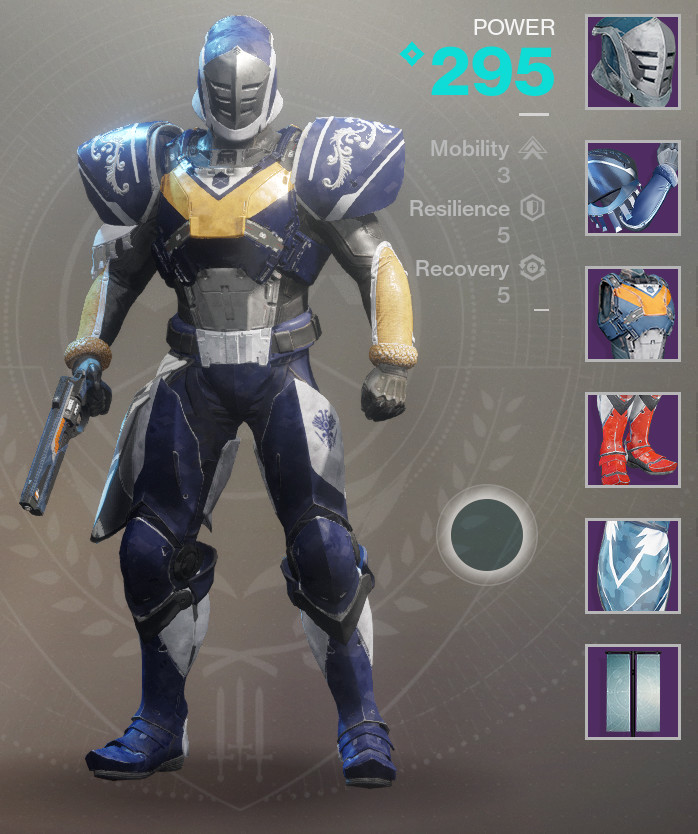 War Cult Knight The Future Has Seen Your Realities Titan But Only In This One Is Armor Gilded And Engraved