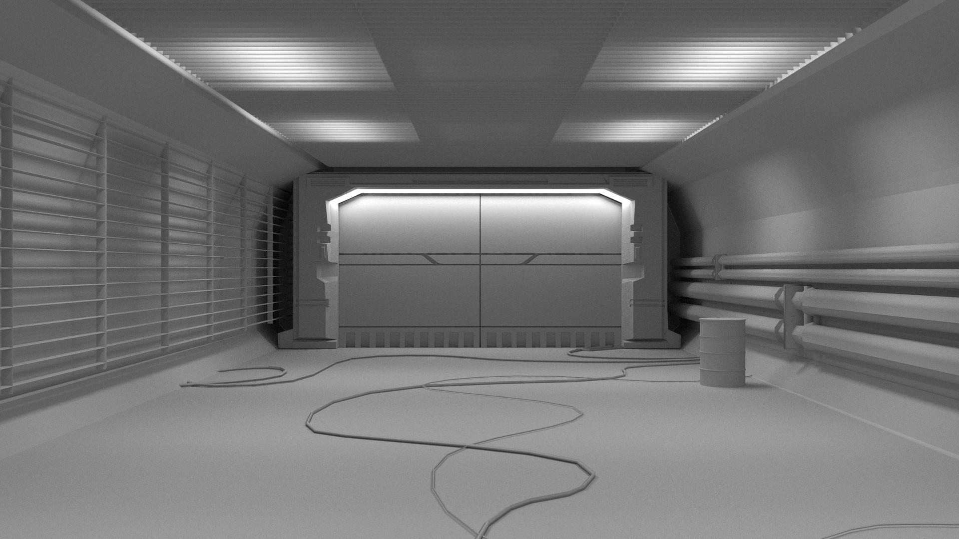 Art ankhn level fps render part 4
