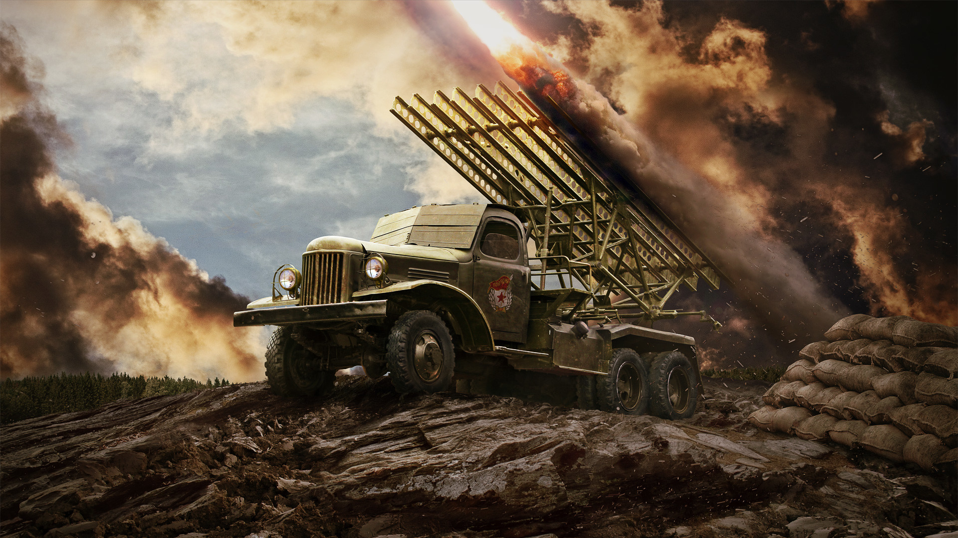 ArtStation - Soviet weapons of WW2, Anton Egorov