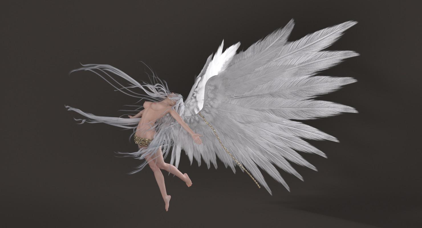 Ariana 3d art 30