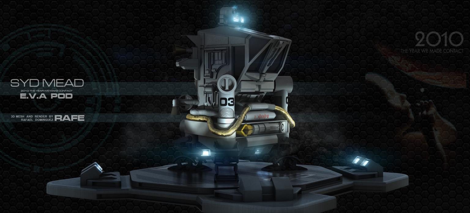 Syd Mead EVA pod by RAFE-02