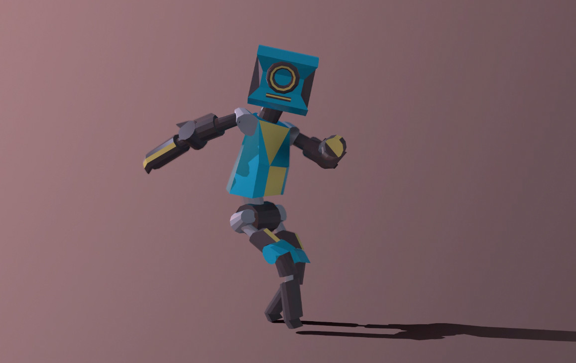 Scout windsor robot dance 1