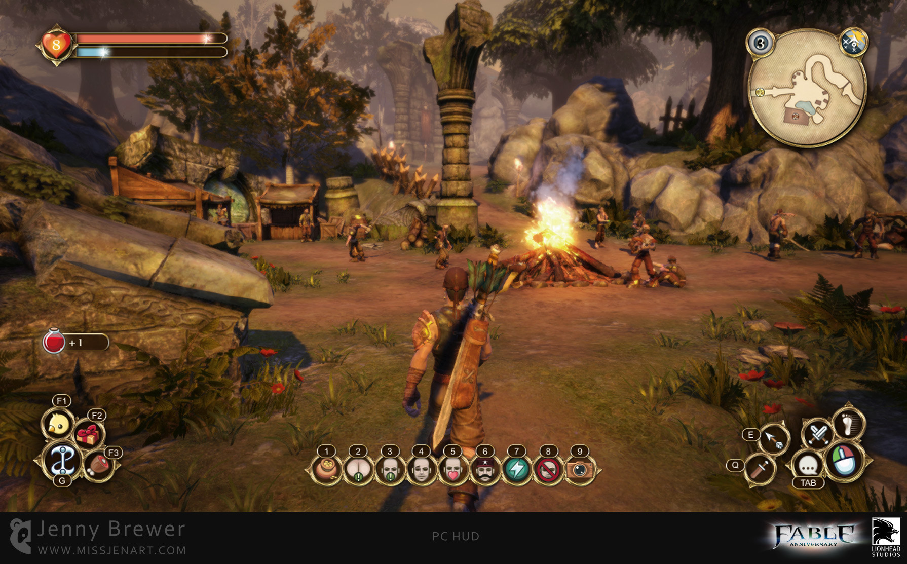 Jenny brewer fableanniversary hud pc