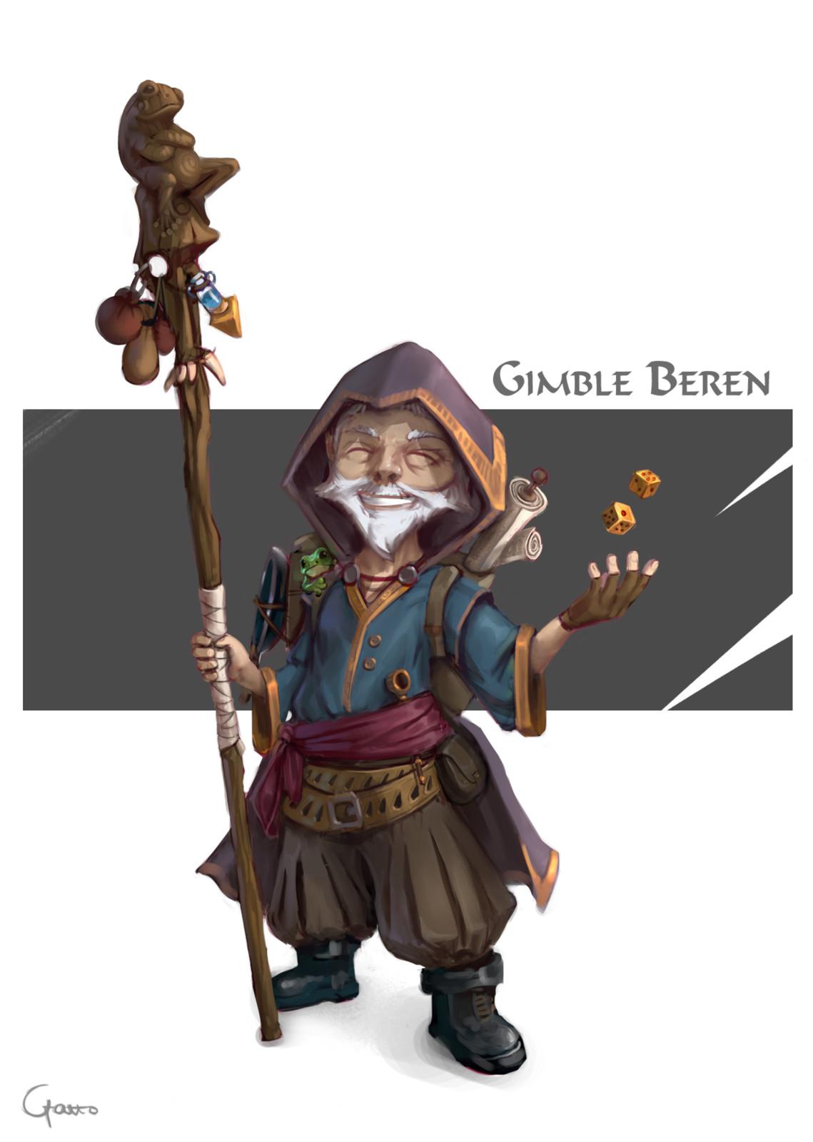 Gimble Beren