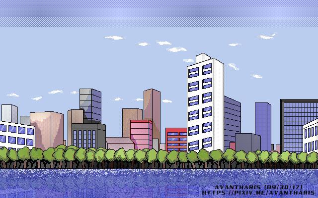 City Landscape 2