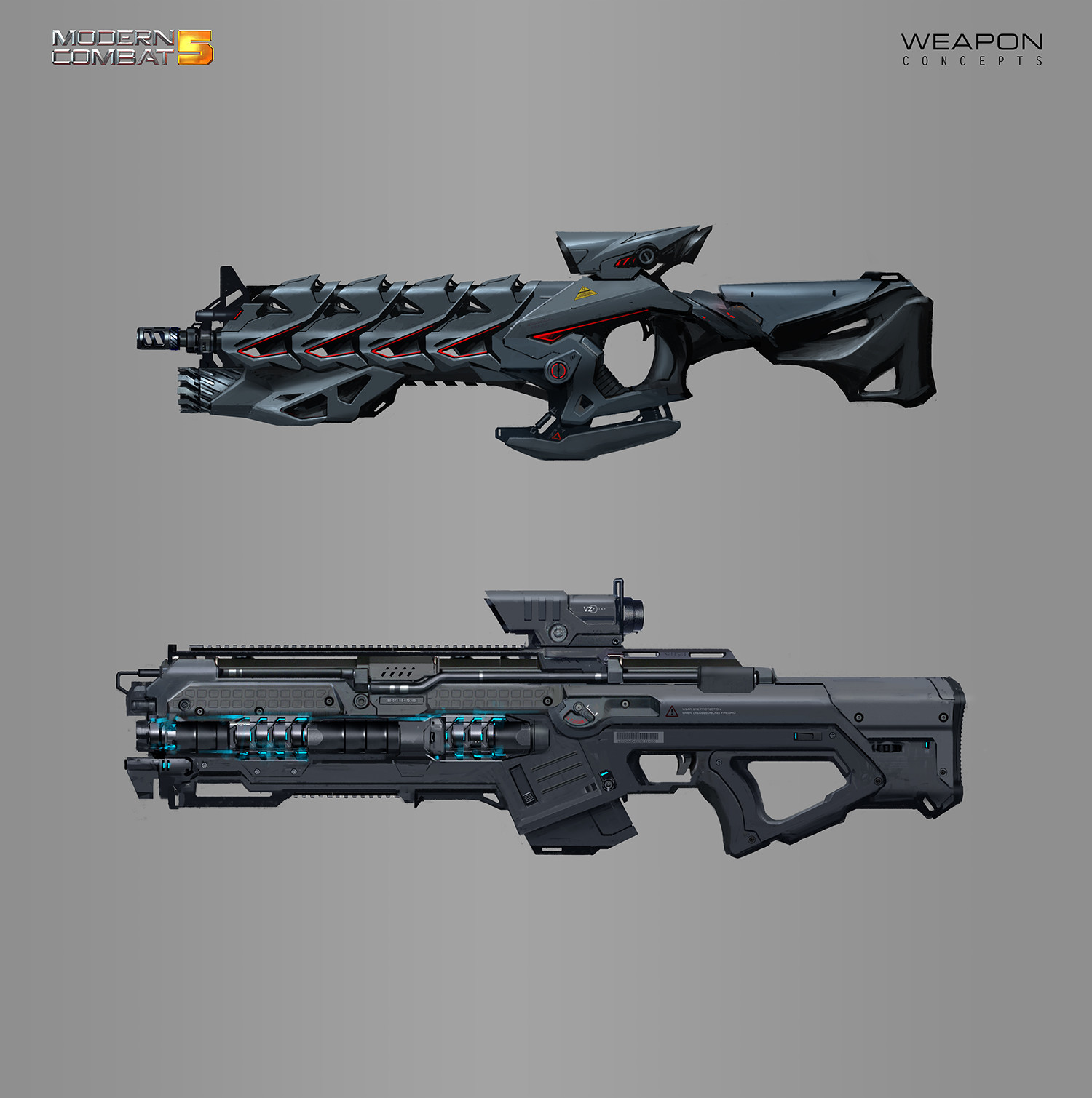 Alex ichim weapons