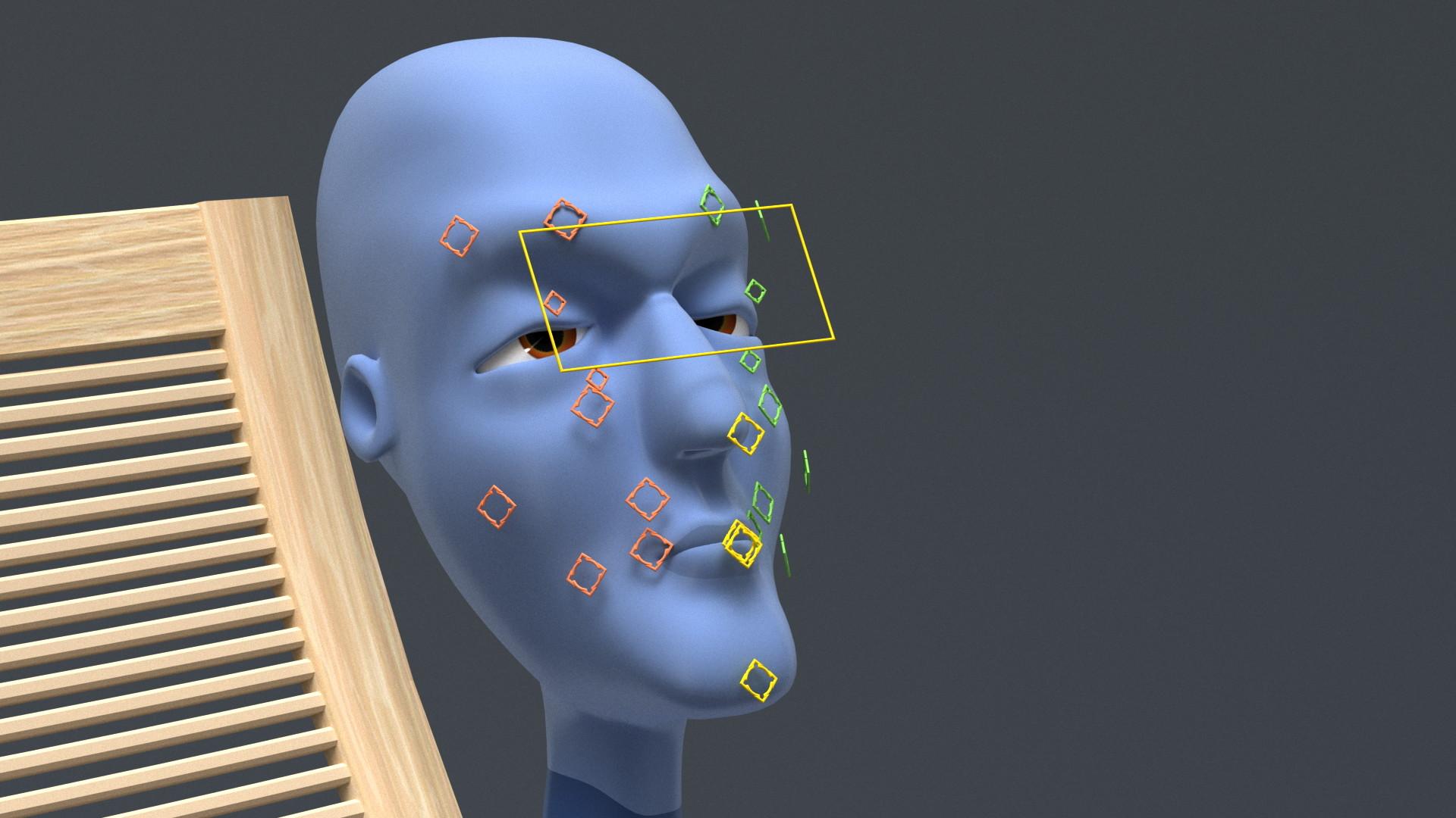 Eugene melnikov shot 3 alien face spline controls 1017 frame