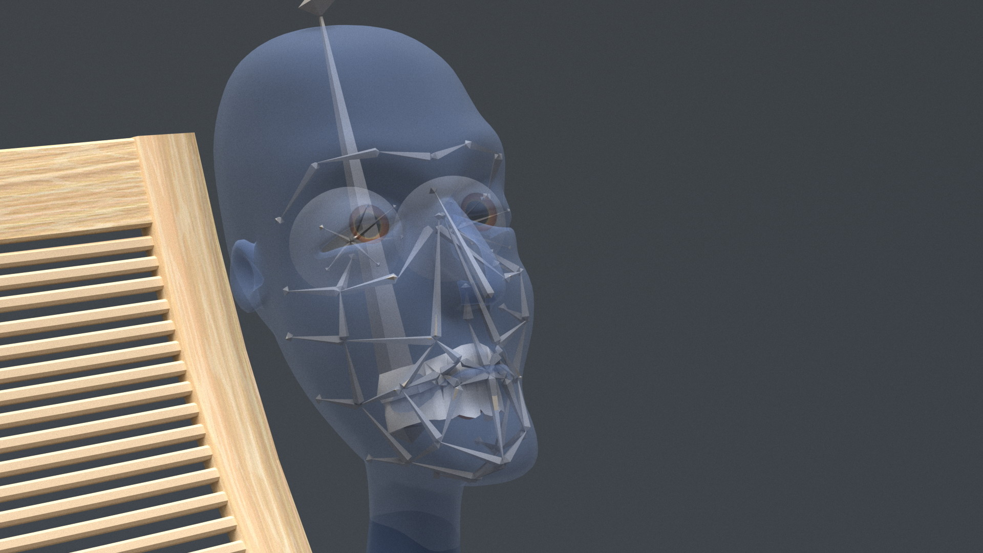 Eugene melnikov shot 3 alien face bones 1017 frame