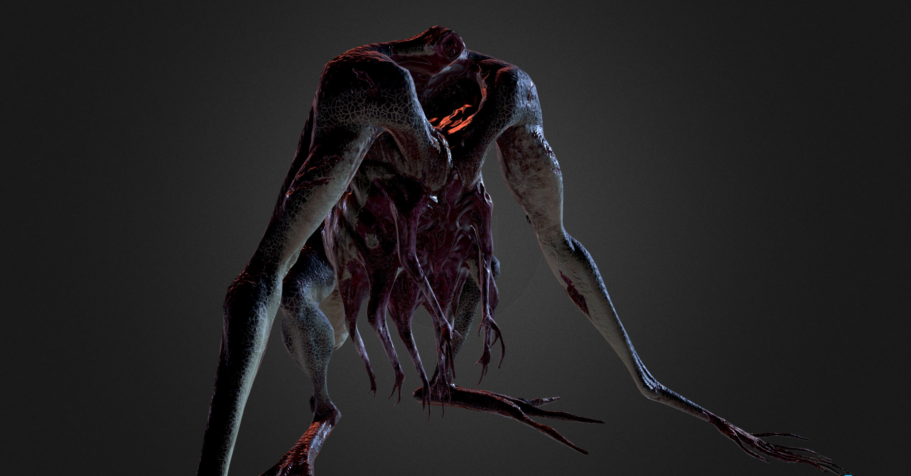 Joe bush 2017 10 06 21 33 09 strangler by arcandio 3d model sketchfab