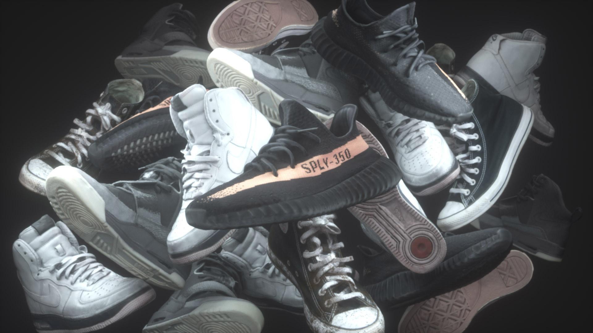 Travis davids shoescollection td
