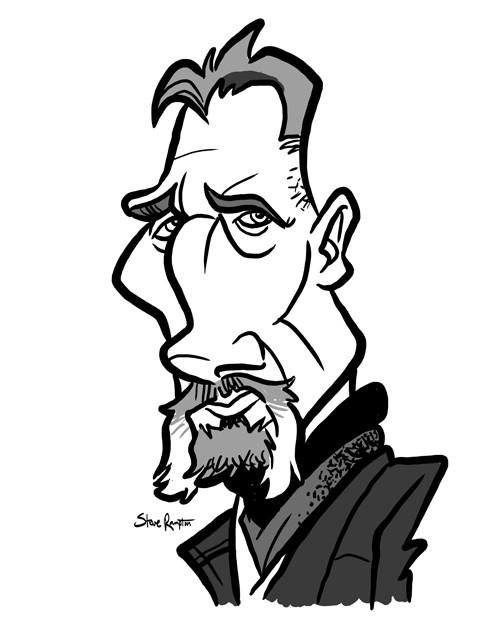 Ra's al Ghul (sketch)