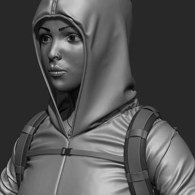Lukasz krzak lukasz krzak 3d character artist md backpack 1