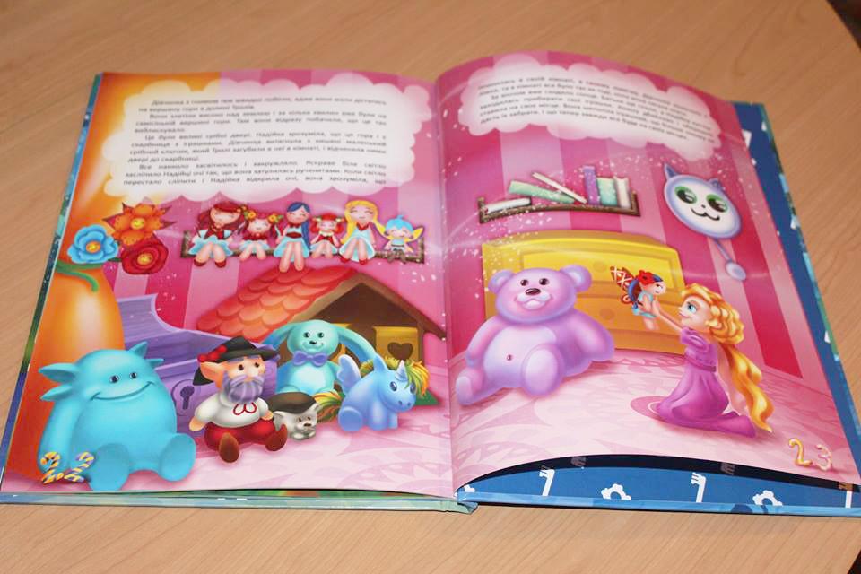 Enna lover enna clover children book 22 23