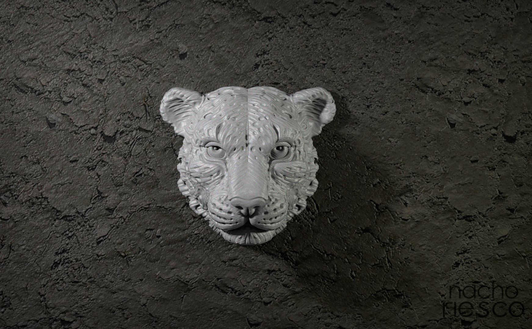 Nacho riesco gostanza leopardo 500k