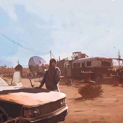 Ismail inceoglu no fate terminator 2 fanart