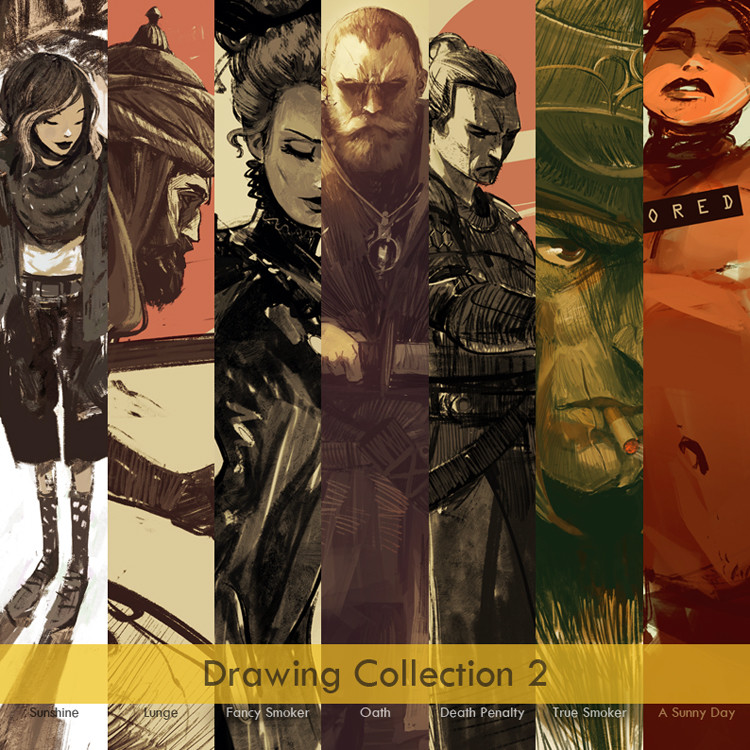 Sina pakzx kasra drawing collection 2 cover