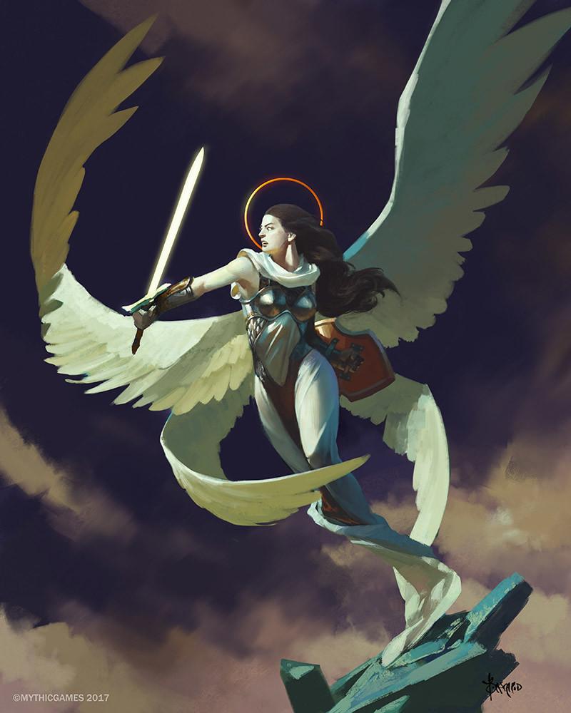 Bayard wu angel