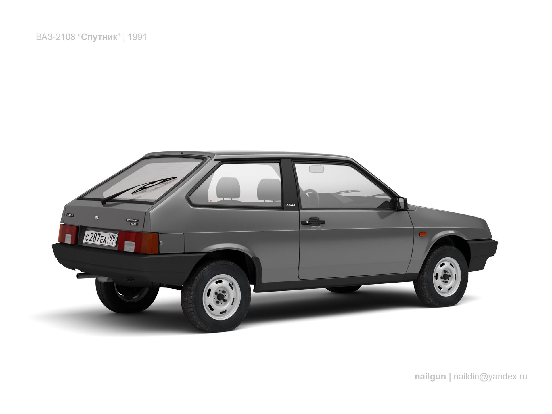 Nail khusnutdinov sw vaz 2108 1990 longwing 1