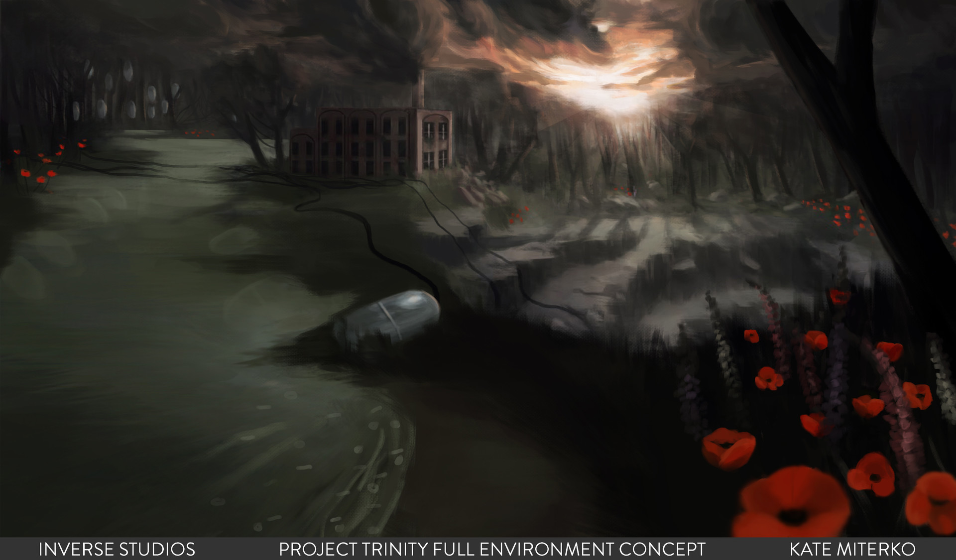 Project Trinity Environment Concept