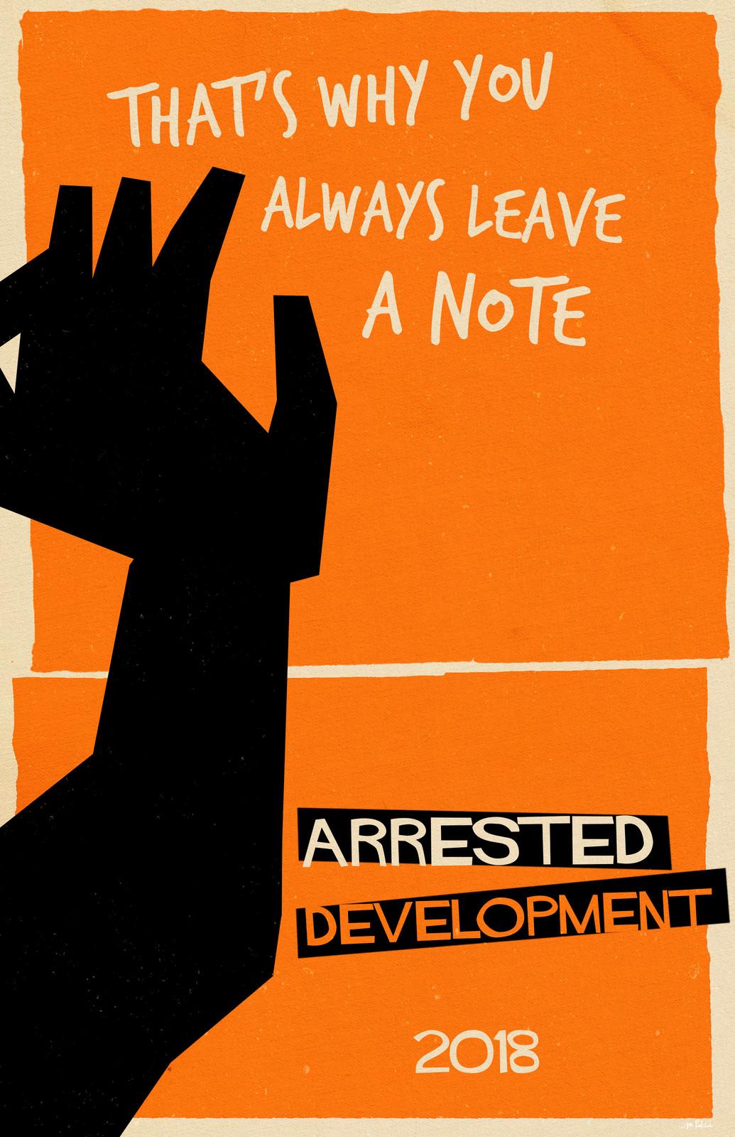 Arrested Development - Season 5 One Sheet