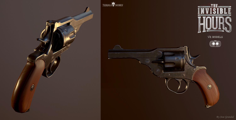 Jose grandal gun 1