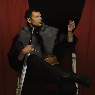 Bruno galuzzi sword in hand greed of command final hd
