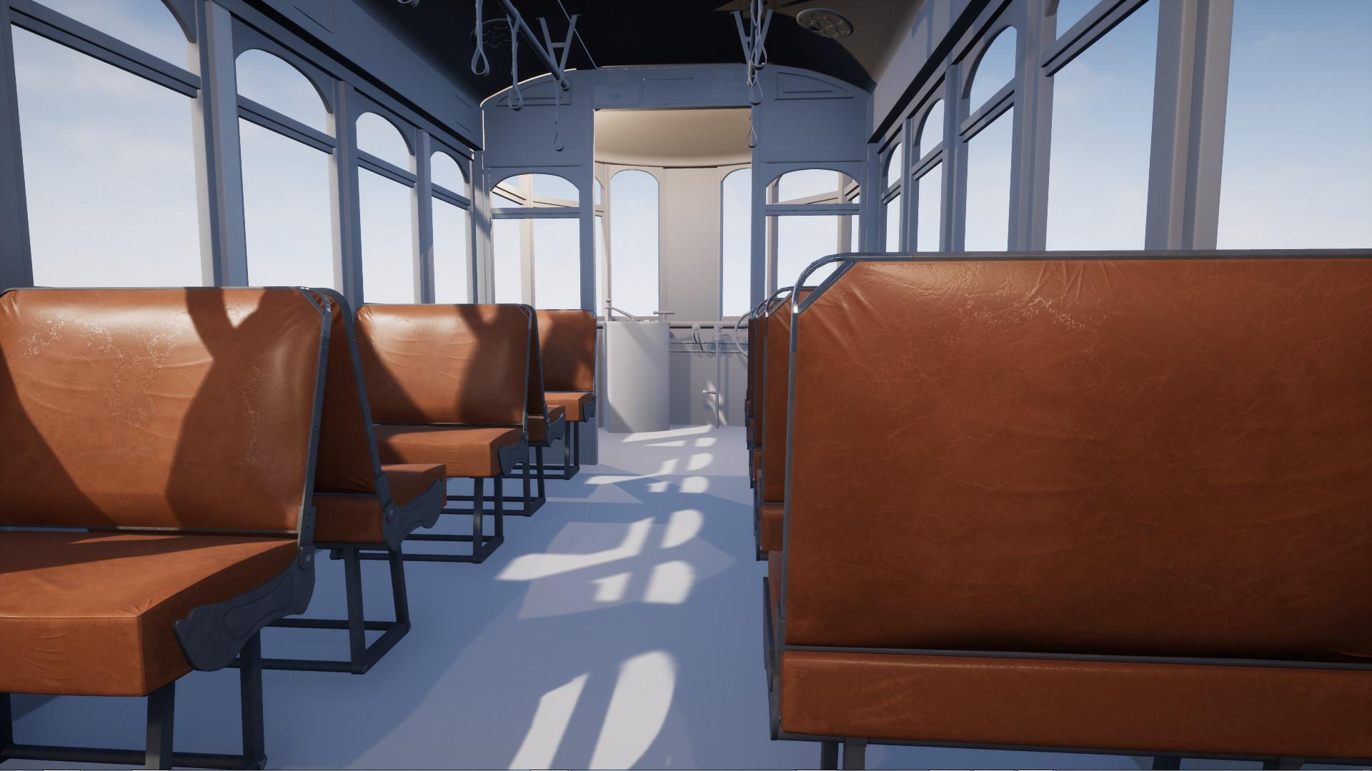 Rick irvine tram1