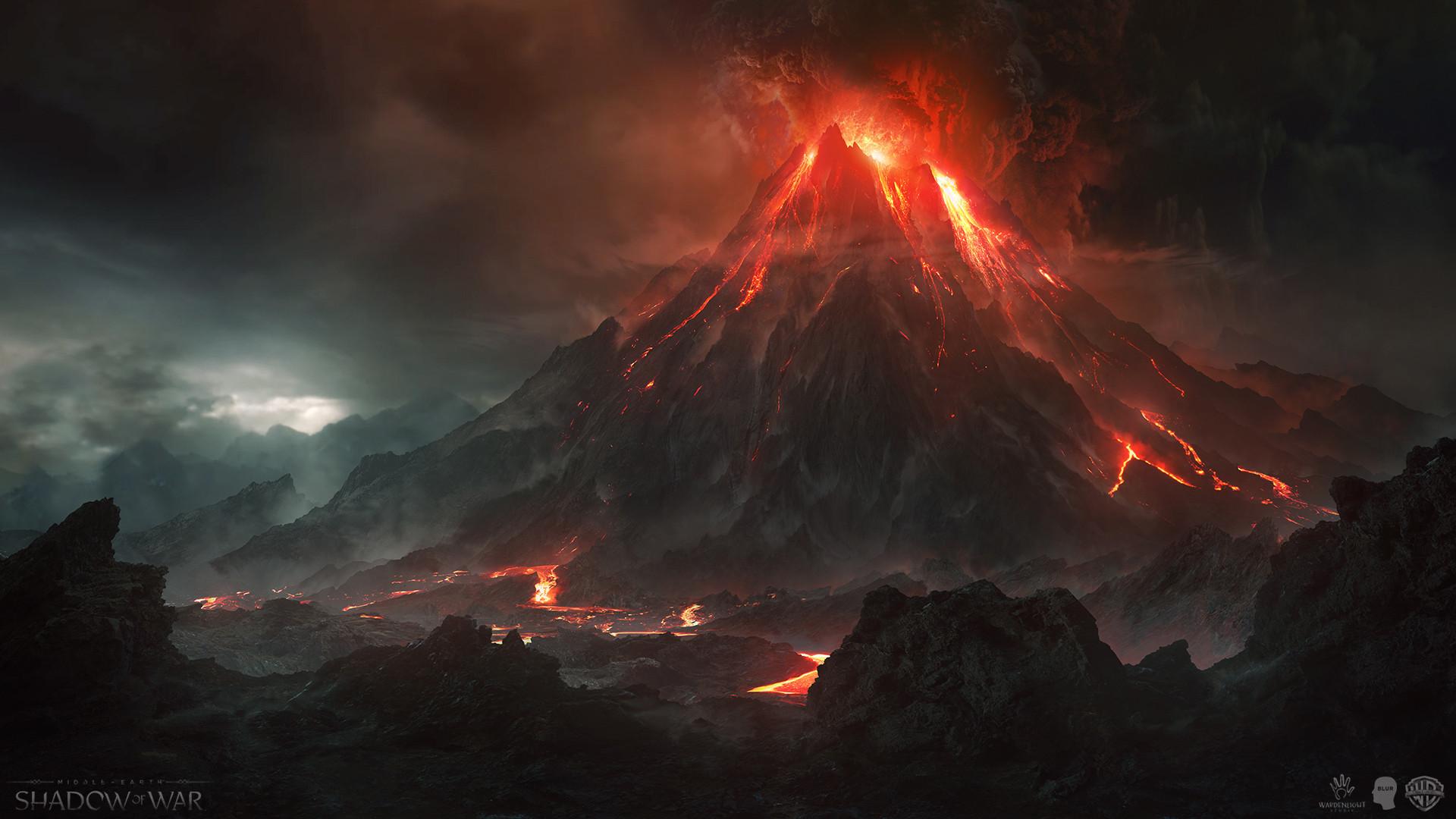 Image result for Mount doom