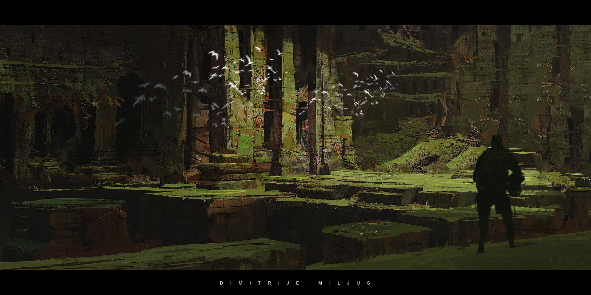 Dimitrije miljus ruinz f