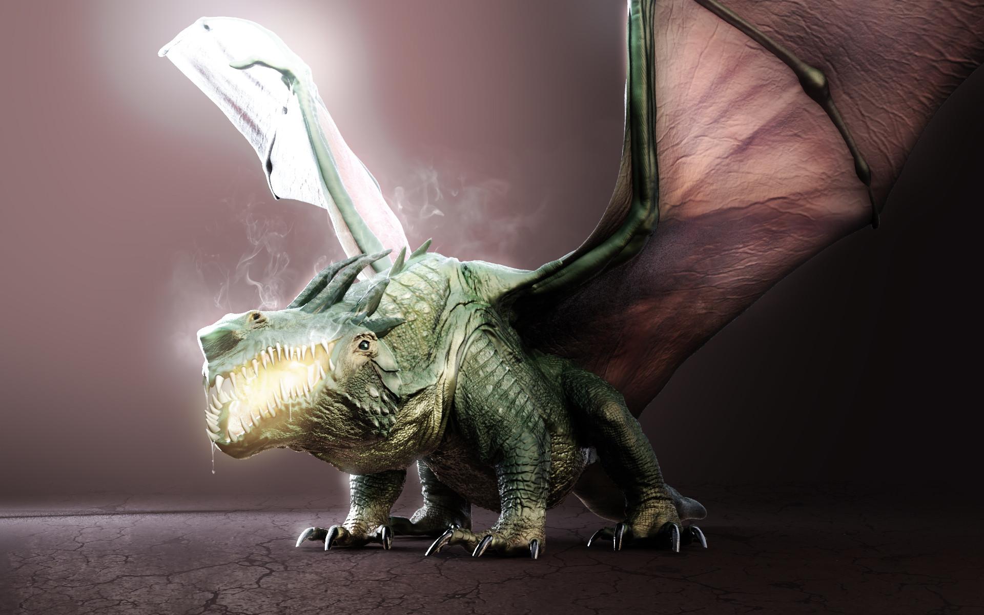 Dan moore dragon wip v002