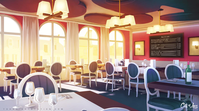 City of Love : French Restaurants