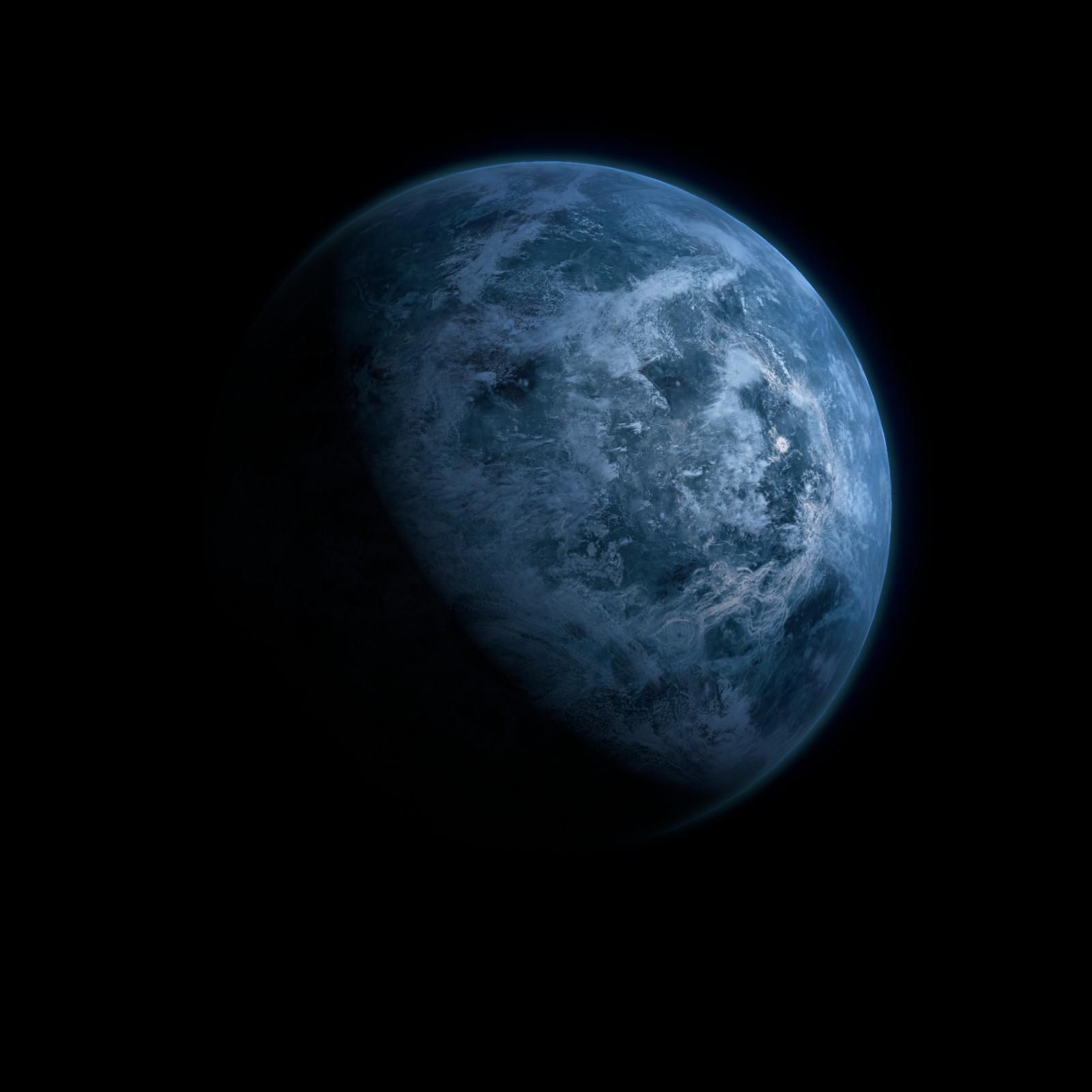 blue melancholia ( nuke setup)