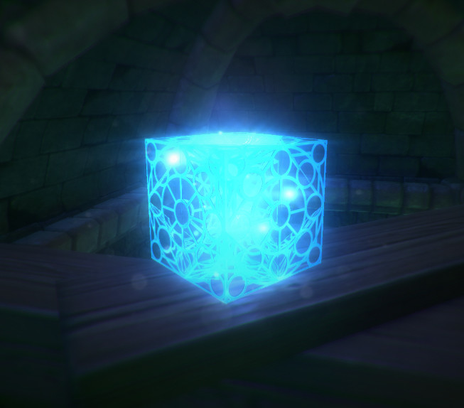 Wizard's cube