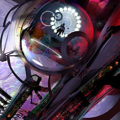David levy spheroid 02